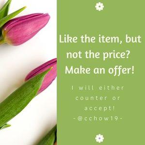 Other - Make an offer! 😊